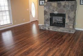 laminate flooring stone fireplace