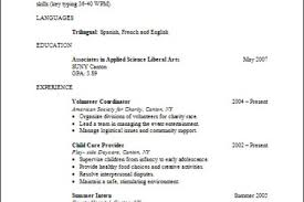 bachelor degree resume reentrycorps