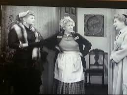 Minnie Finch, as played by Kathryn Card, who later played Lucy's ...