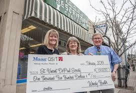Pharmacist donates $1,500 to St. Vincent de Paul | Local |  idahostatejournal.com