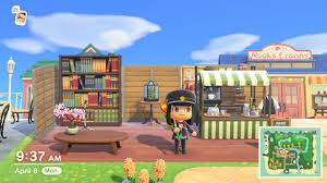 Animal crossing new horizons may come out tomorrow, but that hasn't stopped people from going into the game's files ahead of time. Cafe Interior Designs Coffee Shop Panel Design Animal Crossing