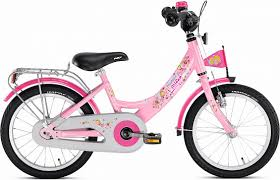 Купить <b>Велосипед Puky ZL</b> 16-1 Alu 2016 Lillifee: цена 19990 руб ...