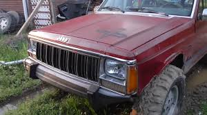 jeep cherokee update new morimoto x led headlights 1991 jeep cherokee update new morimoto 5x7 led headlights some wiring and liftgate speakers