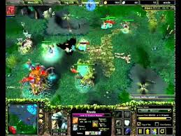 world of warcraft 3 frozen throne dota part3 by mee youtube