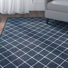blue trellis rug blue trellis rug bay outdoor blue traditional faded honeycomb trellis border area rug