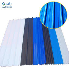 plastic tile effect roofing sheets