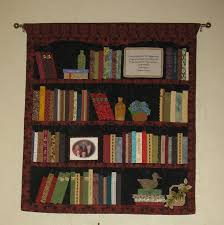 Bookshelf Quilt Pattern Simple Design Inspiration