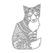 Hard Animal Coloring Page High Quality Pages Cute Hard Animal