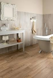 Unique Wood Floor Tile Bathroom Best 25 Wood Tile Bathrooms Ideas On