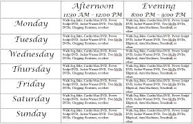 home workout plan to lose weight inspirational female weight loss workout schedule hourgl figure dresses prom