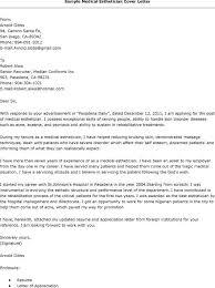 Aesthetician Resume Cover Letter Http Topresume Info