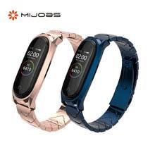 Shop Fitness Bracelet Xiaomi <b>Mi Band 3</b> Metal Strap - Great deals ...