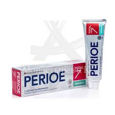 Купить <b>Зубная паста</b> Перио (<b>Perioe</b>) <b>Total</b> 7 Original по низкой ...