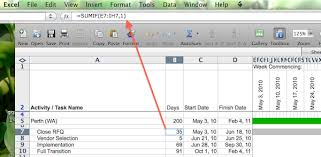 Why This Is Probably The Best Spreadsheet Gantt Chart