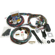 69 mustang wiring painless wiring 20122 69 70 mustang chassis harness 22 circuits