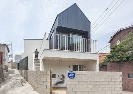 natural lighting in homes. obba built this affordable 538squarefeet daylit house in seoul for a newlywed couple and their cats natural lighting homes