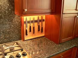 Knife Kitchen Storage Solutions