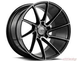 Bm15 19095547d4979l Savini Di Forza Gloss Black With Double Dark