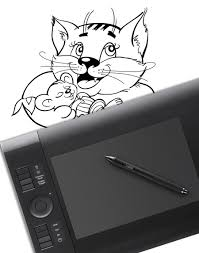 Vector Drawing In Adobe Illustrator Vector Inking Illustrator