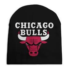 """Шапка унисекс с полной запечаткой """"<b>Чикаго Буллз</b>"""" #2462236 от ..."""