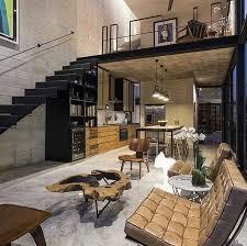 Stylish living // urban loft // city site // interior //living