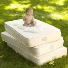 stack of mattresses. Baby On Stack Of Mattresses R