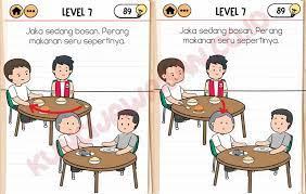 Inilah semua kunci jawaban brain test terlengkap dari level 1 sampai dengan level 270 bahasa indonesia. Kunci Jawaban Brain Test 2 Cerita Masa Sma Level 1 Sampai 20