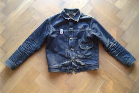 fade of the day w h ranch dungarees r1901j cowboy jacket 1 year 2