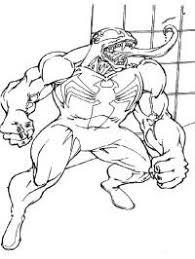 Carnage Da Colorare Spiderman Carnage