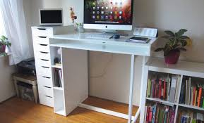 Home office standing desk Small 10 Best Standing Desk Ideas For Home Office Residence Style Best Standing Desk Ideas For Home Office