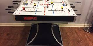 detailed review of espn premium dome hockey table