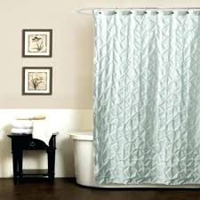 shower curtain extra long 84 white ruffle