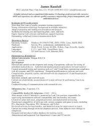 Resume Format For Quality Engineer Qa Engineer Cv Template Ferdinyasamayolver 102737550007