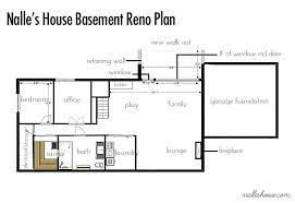 Basement Layout Design Set Impressive Design Inspiration