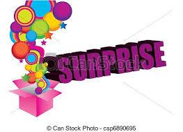 Surprise Images Free Violet Pink Yellow Blue Green Surprise Box Background Illustation