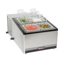 cold condiment station counter top 17 7 8 w x 28 d x 11