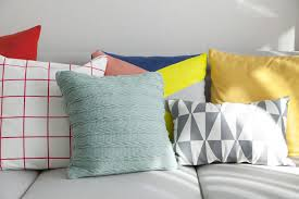 green and gray pillows. Interesting And Light Grey Couch With A Diverse Mix Of Throw Pillows  Solid And Geometric  Patterns Along On Green And Gray Pillows G