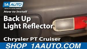 Pt Cruiser Oil Light Comes On How To Replace Reverse Light 01 05 Chrysler Pt Cruiser