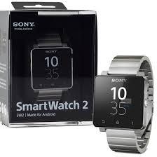 Sony SmartWatch 2 SW2 Silver buy ...