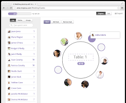 Wedding Table Planner Tool Wedding Planning With Helpful Online Tools And Lots Of