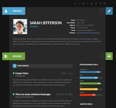 Best WordPress Resume Theme - ShiftCV
