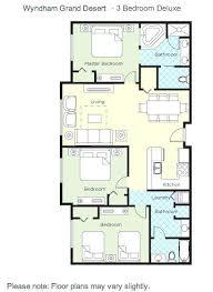 Elegant Wyndham Grand Desert 3 Bedroom Presidential Suite 3 Bedroom Deluxe Com Grand  Desert Wyndham Grand Desert