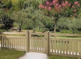 short fencing idea backyard fences