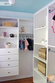 nursery closet organization ideas martha stewart living closet system