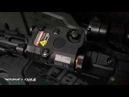 FMA AN-PEQ 15 Red Dot Laser with <b>LED</b> and IR Lens / Upgrade ...