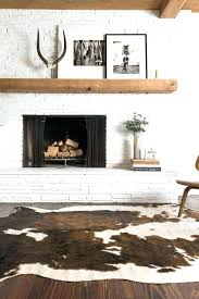 fake cowhide rug photo 3 of coffee to make a bear skin faux with head for faux bear skin rug