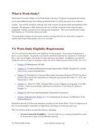 Veterans Affairs Resume Sample A Good Resume Example