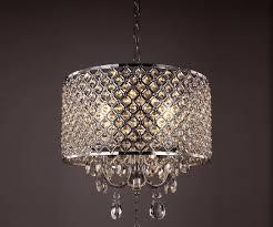 chandelier table lamp diamond
