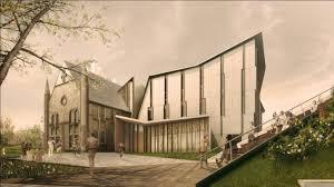 architecture building design. Plain Building University Of Toronto John H Daniels Faculty Architecture Landscape  And Design  YouTube Inside Architecture Building
