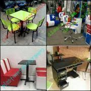 Fabrica de Muebles Sillas Mesas Puff Salas Butacos para Restaurante Bar  Peluquería Oficina